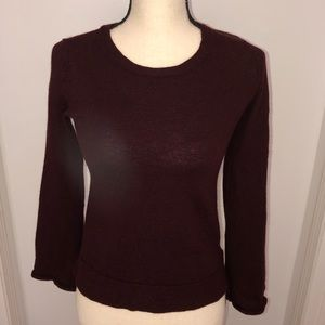 Nanette Lepore extra fine merino wool sweater S